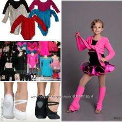 Купальники гимнастические, лосины, юбки, трико, балетки, платья рейтинговые