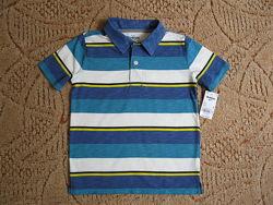 Нова фірмова футболка поло OshKosh, на 5 років