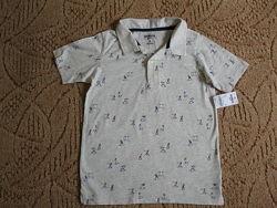 Нова фірмова футболка поло OshKosh, на 8 років