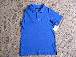 Нова фірмова футболка поло Carters, на 7 років