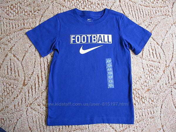 Нова фірмова футболка  Nike, на 6-7 років