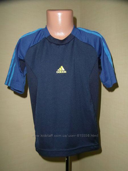 Спортивная футболка Adidas , оригинал, на 7-8 лет