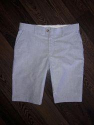 Классические шорты на мальчика 9-10 лет