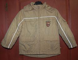 Куртка демисезонная, 116 см.
