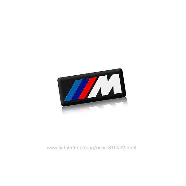 Логотип, наклейка BMW M БМВ М