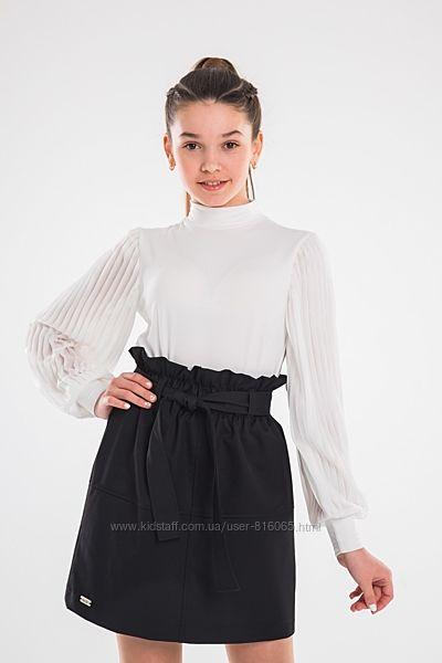 Нарядные школьные блузки