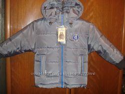 Демисезонная куртка от 1 года до 5 лет