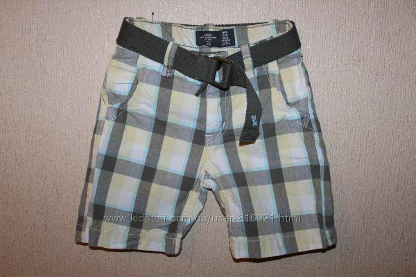 Классные шорты H&M для мальчика