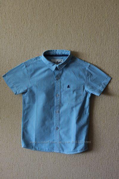 Стильная рубашка Rebel для стильного мальчика