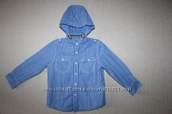 Стильная рубашка Next для юного модника