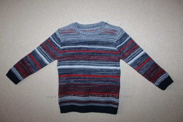 Стильный свитер для стильного мальчика