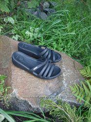 Шлепанцы Крокс Crocs Rhonda Wedge W9 39 р 25 см