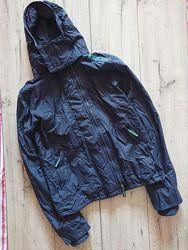 Детская куртка на флисе Superdry размер M деми спорт 10-12 лет 140-152 см