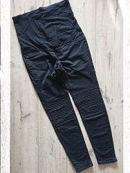 Джинсы для беременных  брюки шорты h&m 10-14 р