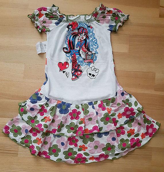 Модное платье с Монстр Хай