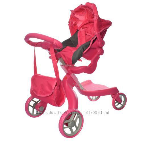 Мелого 9631 колясочка для кукол пупсов Melogo