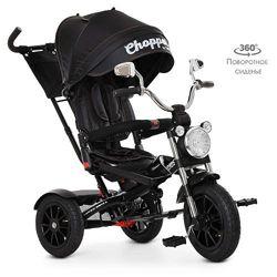 Турбо Чопер 4056 велосипед коляска детский трехколесный Turbo Chopper