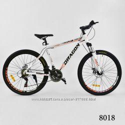Corso Dragon 26 велосипед двухколесный алюминиевая рама Корсо Драгон