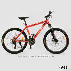 Корсо Спирит 26 велосипед спортивный горный одноподвес Corso Spirit