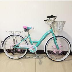Белисима 24 велосипед городской спортивный двухколесный  bellisima