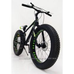S800 Hammer Extrime 24 фэтбайк велосипед двухколесный с большими колесами
