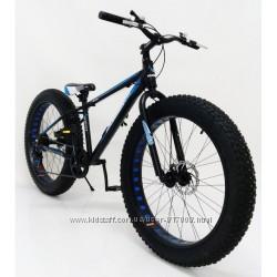 S800 Hammer Extrime 26 фэтбайк велосипед двухколесный с большими колесами