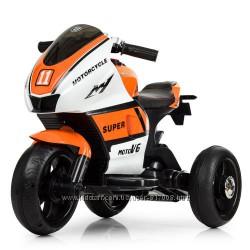 Бамби 4135L мотоцикл электромобиль детский Bambi