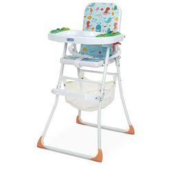 Бамби 0405 стульчик для кормления 2 в 1 складной