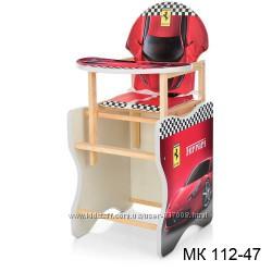 Виваст МК 112 стульчик для кормления деревянный трансформер vivast столик