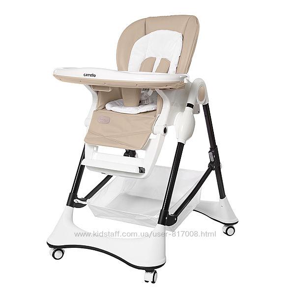 Карело Стела 9503 стульчик для кормления классический Carrello Stella