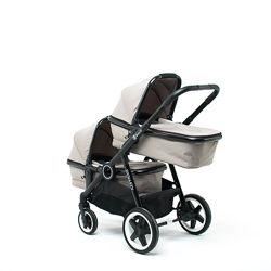 BabyZz Dynasty коляска для двойни погодок универсальная прогулка люлька