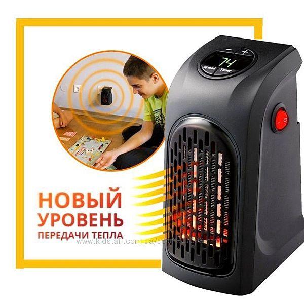 Хитер портативный мини обогреватель Handy Heater 400 Вт