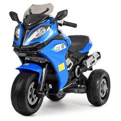 Мотоцикл Bambi 3913EL детский электромобиль