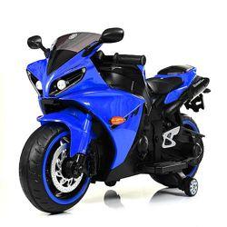 Мотоцикл 4069L детский электромобиль на аккумуляторе