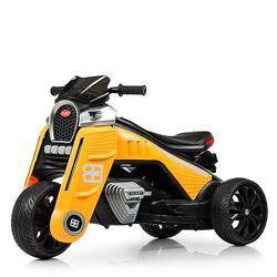 Bambi 4113EL детский электро мотоцикл светящийся