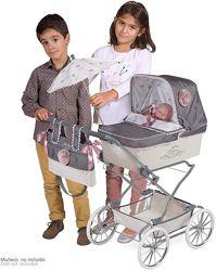 Decuevas reborn 82031 колясочка для пупса игрушечная классик