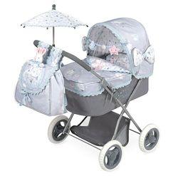 Decuevas Martin 85029 коляска для пупса с зонтом игрушечная кукольная