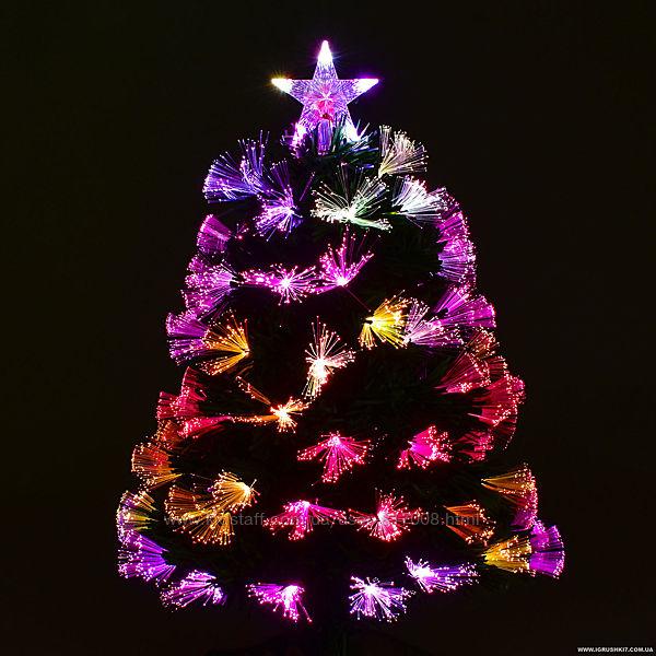 Ёлка новогодняя 29330 светодиодная 60 см