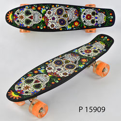 Best Board P скейт пенни борд светятся колеса