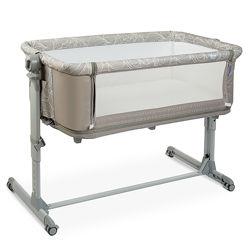 El Camino 1067 кроватка манеж для детей с дверцей