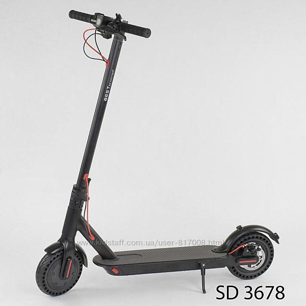 Электросамокат SD best scooter двухколесный складной бест