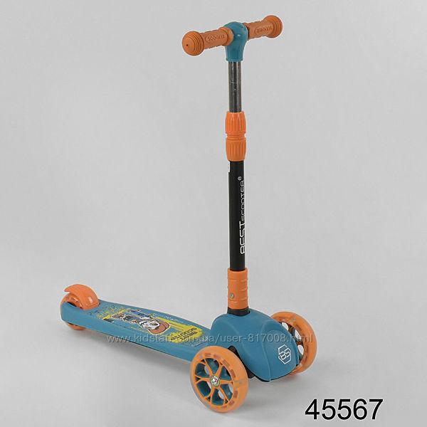 Бест Скутер Нью самокат мини от 2 до 6 лет детский Best Scooter