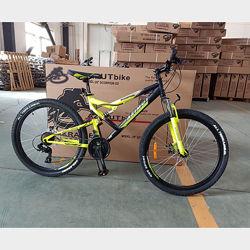 Scorpion Azimut 26 велосипед двухколесный горный Азимут двухподвес