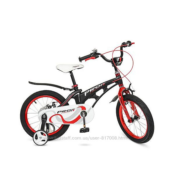 Profi Infinity 14 16 18 дюймов велосипед магний детский легкий Профи
