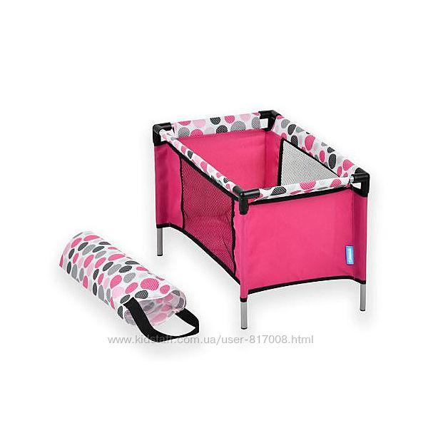 Манеж кровать для пупса куклы Hauck 89809