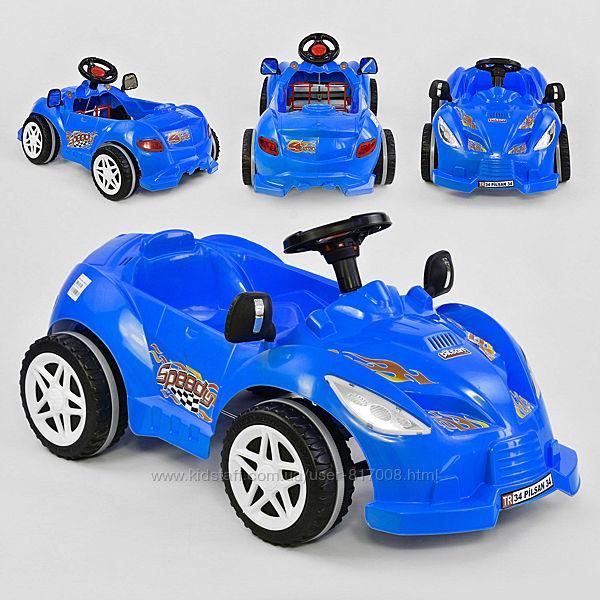 Машина Herby 07-312 детский веломобиль на педалях