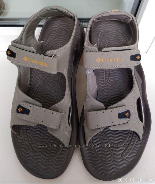 Босоножки сандалии трекинговые Columbia р. 44 вся стелька 30 см