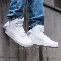 Nike Air Force 1 Hi WHITE 07