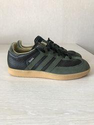 Кроссовки 37 р. Adidas кожа