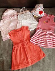 Вещи летние для девочки 3-5 лет